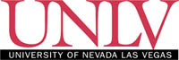 University of Las Vegas Logo & Link to website